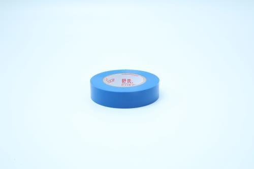 蓝色电工胶带